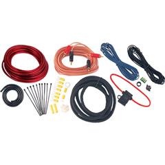 Image of Boss Complete 10 Gauge Ampinstall Kit Amp Install Kit