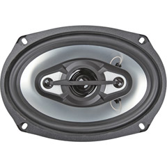 Image of Onyx 6in X 9in 4-way Speakerpoly Injection Cone Du