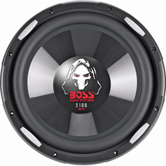 Image of Boss 10in Dvc Subwoofer Dual4-ohm Voice Coils