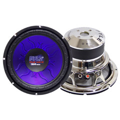 Image of Pyle 10in 1000w Sub