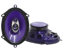 Image of Pyle 6x8in 5x7in 3-wayspeakers Speakers