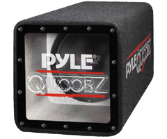 Image of Pyle 10in 500w Quoob Woofersingle Bandpass Woofer Single Bandpass