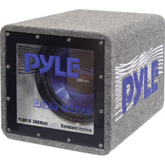 Image of Pyle 12in 600w Quoob Woofersingle Bandpass Woofer Single Bandpass