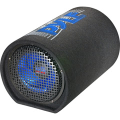 Image of Pyle 8in Subwoofer Tube 400w Tube 400w