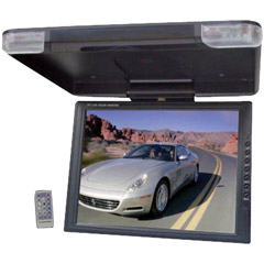 Image of 14 High Resolution Tft Roofmount Monitor Ir Tran