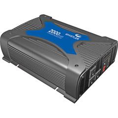 Image of 2000 Watt High Surge Inverter3 Ac Outlets Usb Plug