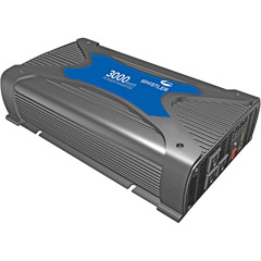 Image of 3000w High Surge Power Inverter3 Ac Outlets Usb Pl