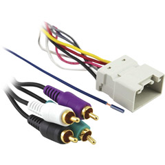 Image of 03-up Toyota Amp Interface