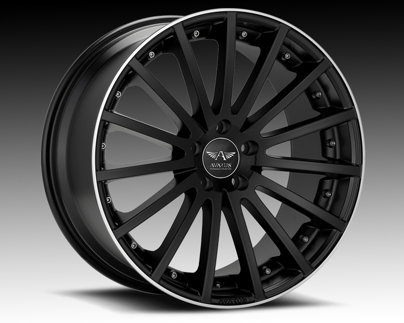 Image of Avarus AV6 Wheels 18x8 5x112 35