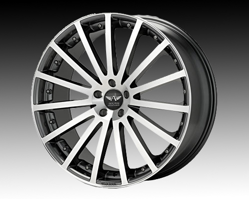 Image of Avarus AV6 Wheels 22x9.5 5x120 40