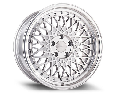 Avant Garde M220 Wheel Silver Machined 18x9 5x114.3 35mm - M220-GSM514189035