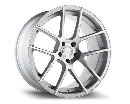 Avant Garde M510 Satin Silver Wheel 20x8.5 5x114.3 35mm - M510-MSM514208535