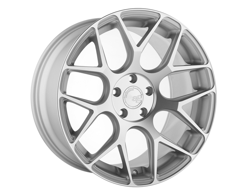 Avant Garde M590 Satin Silver Wheel 19x8.5 5x112 35mm - M590-MSM512198535