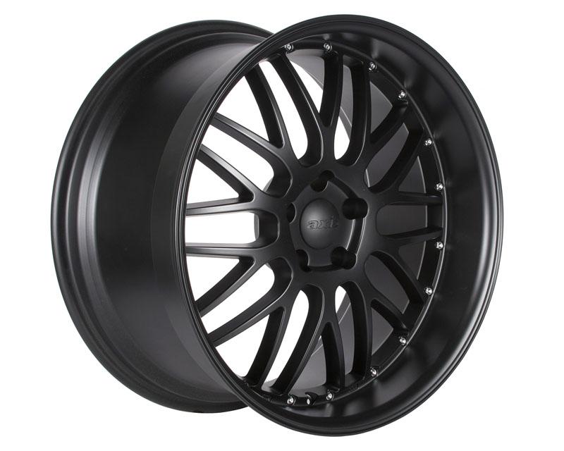 Image of Axis Super Penta Wheel 20x10.5 5x114.3 25mm Matte Black
