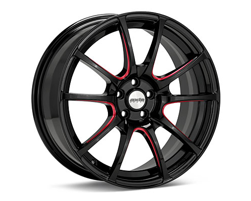 Axis Xcite Blackred