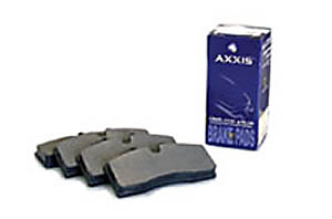 Axxis Deluxe Advanced Front Brake Pads Audi A4 96-99 CLEARANCE - 45-05550D
