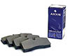 Axxis Deluxe Advanced Front Brake Pads Mercedes-Benz E-Class 03-09