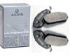 Axxis Ultimate Rear Brake Pads Mercedes-Benz E-Class 03-11