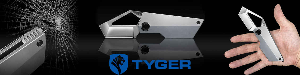 VendorPromo Tyger (knife) CAT