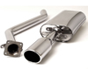BB Catback Exhaust System Porsche 944 Turbo 85-89