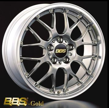 BBS RS-GT Wheel 19x8.5  5x130 53mm