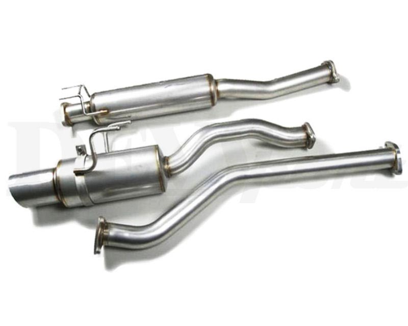 Buddy Club Pro Spec Catback Exhaust Honda Civic EG HB 92-95 - BC03-PSEXEG6
