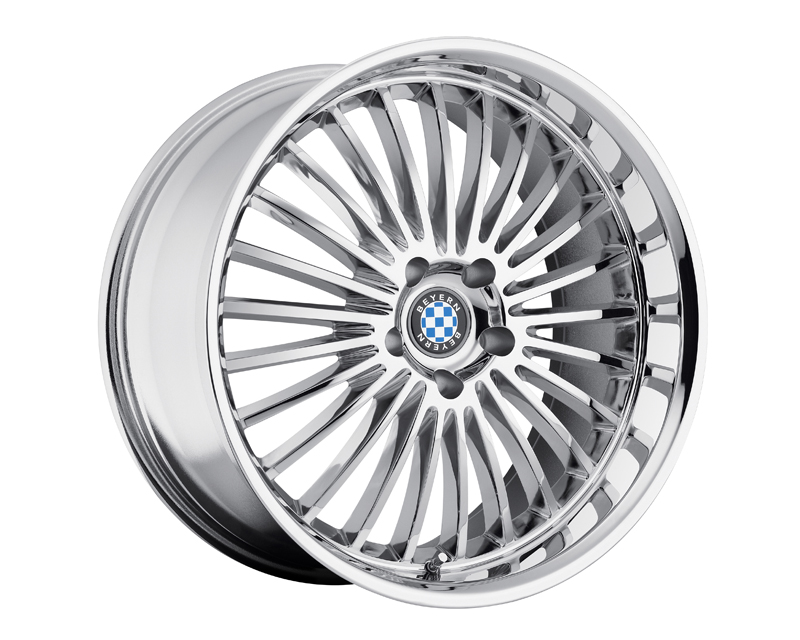 Beyern Multi 18X8.5 5x120 15mm Chrome 74 Bore - BE-1885BYT155120C74