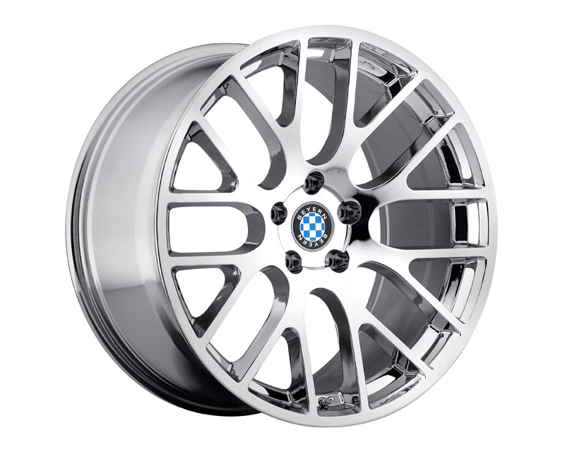 Beyern Spartan Chrome Wheel 19x8.5 5x120 +40mm - BE-1985BYS405120C72