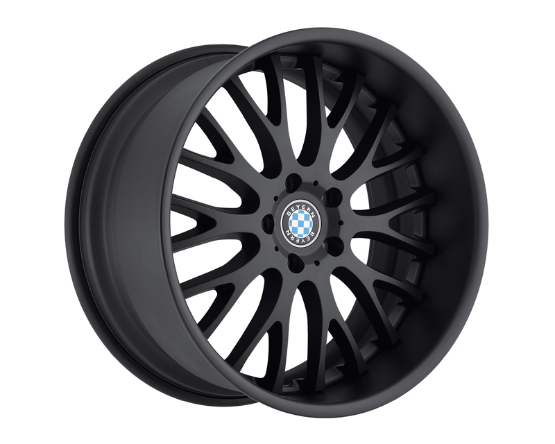 Beyern Munich Matte Black Wheel 22x10.5 5x120 +32mm - BE-2205BYN325120M72