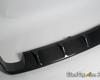 Image of BlackTop Aero Carbon Fiber Rear Diffuser Subaru WRX 5dr 08-12