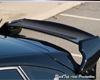 Image of BlackTop Aero Double Deck Wing Spoiler Subaru WRX Hatchback 08-12