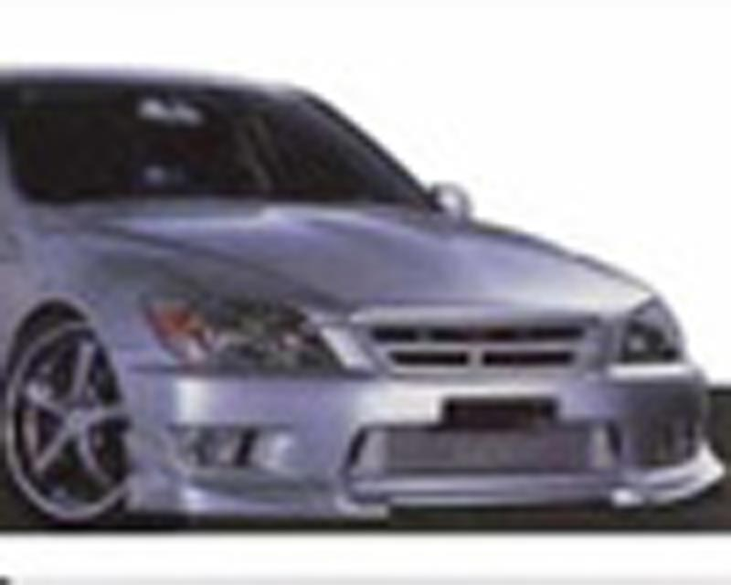 Image of Blitz Aerospeed Front Lip Spoiler Lexus IS300 00-05
