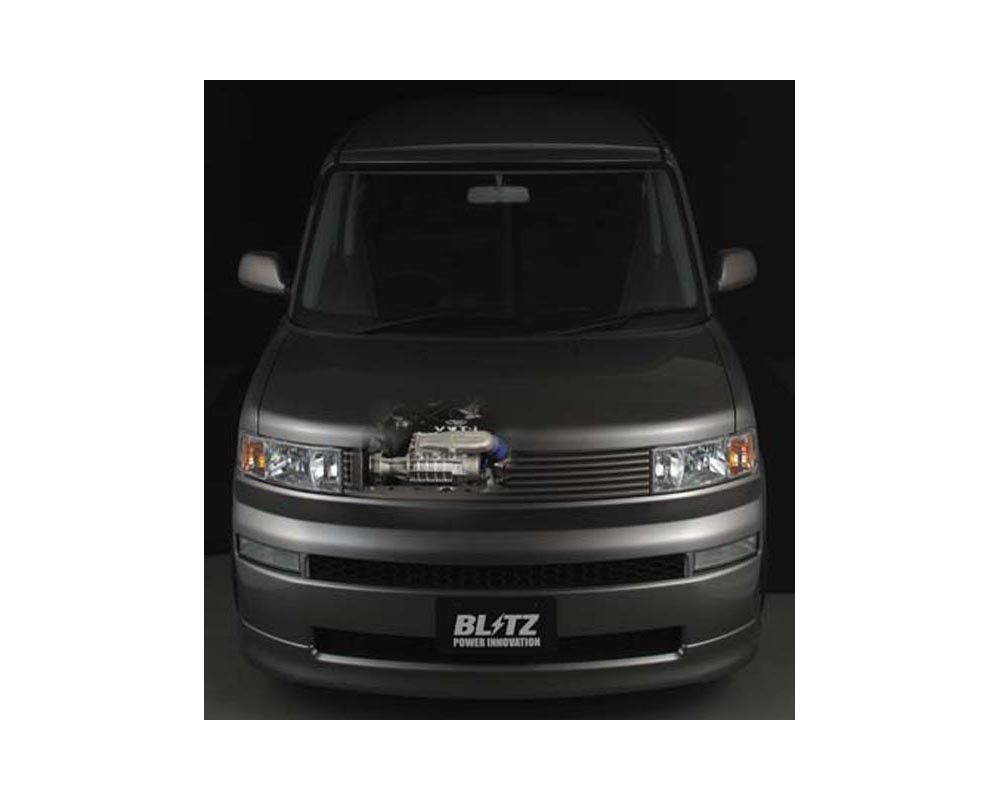 Blitz Supercharger Scion xA xB 04-06 - 10156