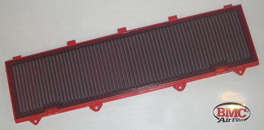 BMC Flat Panel Replacement Filter Porsche 911 997 3.8 GT3 RS HP 450 2009 - FB473/04