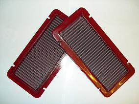 BMC Flat Panel Replacement Filter Lamborghini Gallardo 03-12