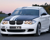 Image of BMW Performance tii-Look Front Bumper w Mesh BMW 1 Series 08-11