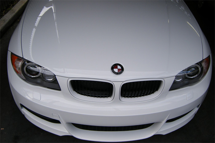 BMW Performance Shadow Grills BMW 1 Series 08-11 - 51710441921