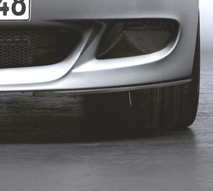BMW Performance Carbon Fiber Splitters BMW 1 Series 08-11  - 51190413427