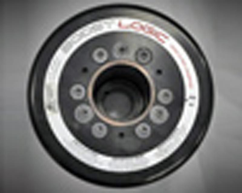 Image of Boost Logic Crank Pulley Nissan R35 GT-R 09-13