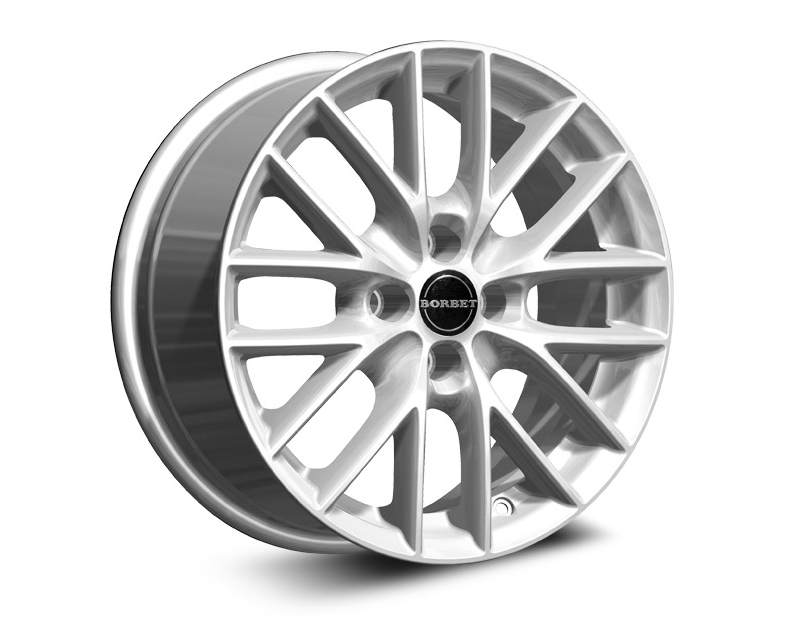 Image of Borbet BS4 Wheels 15x6.5 4x100 40