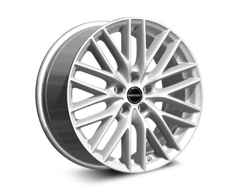 Image of Borbet BS5 Wheels 17x7.5 5x114.3
