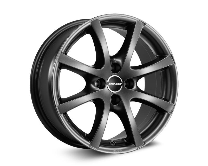 Image of Borbet LV4 Wheels 15x6.5 4x100 40