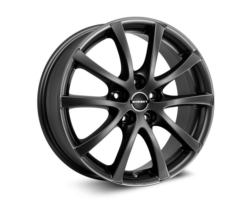 Image of Borbet LV5 Wheels 15x6.5 5x114.3 45