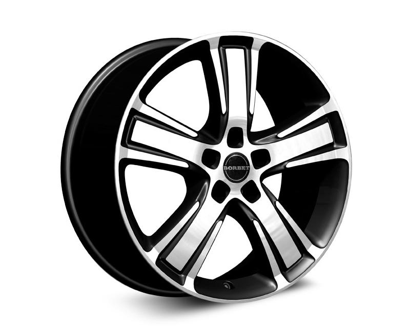 Image of Borbet MA Wheels 17x7.5 5x110 38