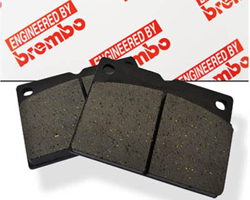 Brembo BBK Ceramic ST42 Race Compound Pads for B/H/P/2 Calipers