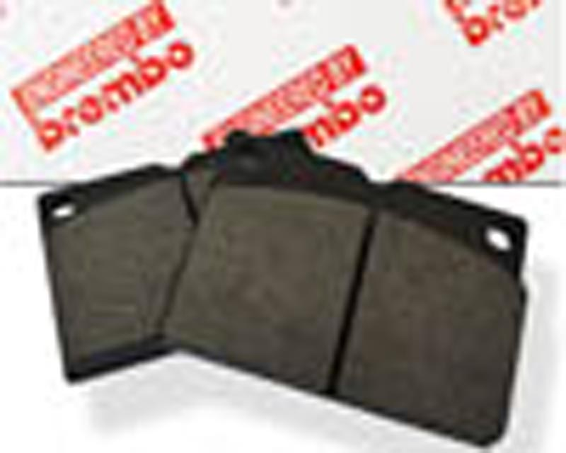 Image of Brembo BBK Ceramic ST04 Street Compound Pads for ACF1 Calipers wo Pad Sensor