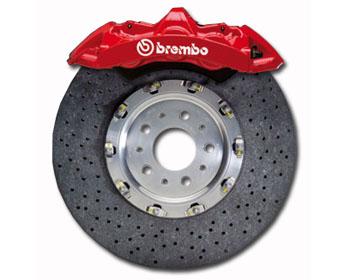 Brembo Complete Carbon Ceramic Brake Upgrade Porsche 997