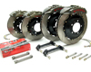 Brembo Full Race Big Brake Kit 6piston Front  4piston Rear Porsche 996 997 Turbo