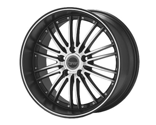 Image of Bremmer Kraft BR06 Wheels 18x8 5x112 35