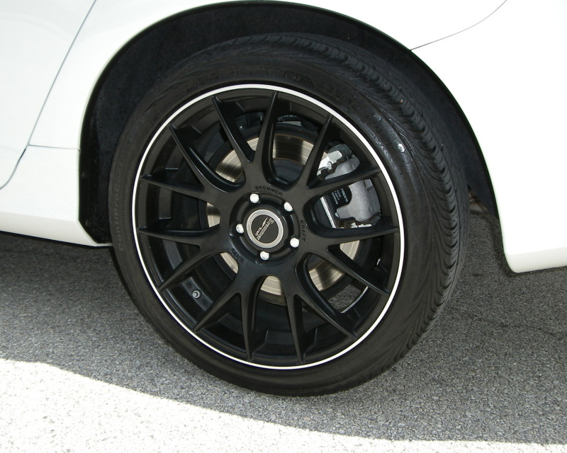Image of Bremmer Kraft BR09 Wheels 18x8 5x112 45